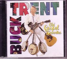 BUCK TRENT Old Gospel Favorites Collection 1997 Oop & Rare CD Country Bluegrass