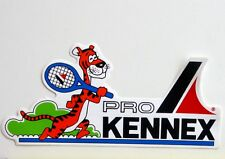 Autocollant Kennex Pro  - Tennis Sticker collector Année 80/90