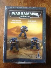 Warhammer 40k. Space Marines Tactical Squad. Boxed & Sealed. Plastic.