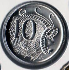 1991 Ten Cent Coin - Uncirculated - Taken from Mint Set