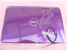 NEW DELL XG7YD INSPIRON MINI1010 PURPLE LCD BACK COVER