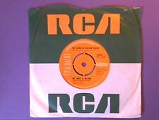 "The Hands Of Doctor Teleny - The Spirit Is Willing (7"" single) RCA 2163"