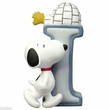 Peanuts Snoopy Letter I Collectible Figurine #8579