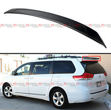 MP STYLE ADD-ON REAR ROOF SPORT SPOILER WING FOR 2011-2016 TOYOTA SIENNA LE SE