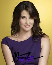 Cobie Smoulders How I Met Your Mother SIGNED 10X8 REPRO PHOTO PRINT