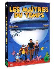 Time Masters / Les Maitres Du Temps (1982) - René Laloux DVD *NEW