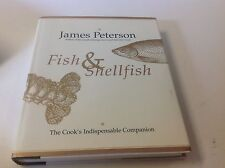 James Peterson Fish and Shellfish Book Cook's Indispensable Companion