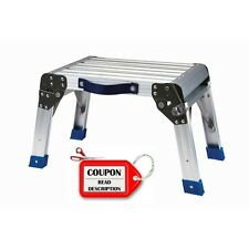 $19.99!! HARBOR FREIGHT TOOLS coupon--Step Stool/Working Platform--coupon only!!