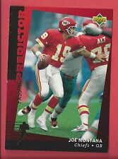 1994 Upper Deck Predictor Award Winner Prize #H4 Joe Montana