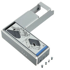 "3.5"" to 2.5"" SAS/SATA Hard Drive Caddy Tray Adapter For Dell 9W8C4 Y004G F238F"