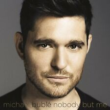 MICHAEL BUBLE NOBODY BUT ME CD (Released October 21st 2016)