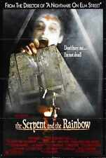 Serpent And Rainbow Poster 01 A2 Box Canvas Print
