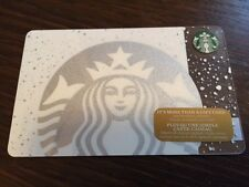 "Canada Series Starbucks ""SIREN SNOWFLAKES 2016"" Gift Card - New No Value"