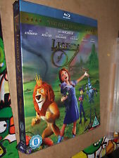 Legends of OZ Dorothy's Return  BLU RAY  NEW & SEALED