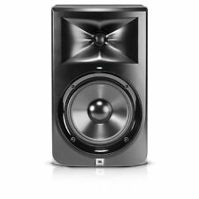 "JBL LSR308 8"" 2-Way Active Powered Home Studio Reference Monitor Speaker Single"