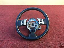 INFINITI FX35 FX45 2003-2005 OEM STEERING WHEEL WITH SWITCHES BLACK LEATHER. #5