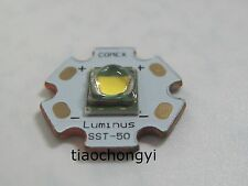 15W Luminus SST-50 1500LM Warm White 3500k Light LED Emitter Chip 20mm Base