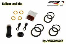 Honda Cbr 1100 Xx Blackbird recibidas 1996-2007 Pinza De Freno Trasera Sello Reparar Reconstruir Kit