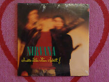 NIRVANA Smells Like Teen Spirit CD SINGLE PROMO NEW/SEALED DGC 1991 GRUNGE RARE