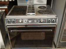 Electric Stove: Jenn Air Electric Stove Top Grill