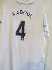 Tottenham Hotspur Spurs 2011-2012 domicile Kaboul FOOTBALL SHIRT XXL / 35700