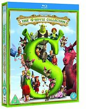 Shrek The Whole Story - The Complete 4-Movie Collection (Blu-ray) BRAND NEW!!