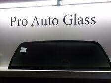Rear Back Stationary Window Glass 02-10 Dodge Ram PRIVACY Tinted, USA