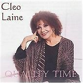 Cleo Laine - Quality Time ( CD 2002 ) NEW