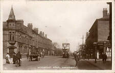 Longsight. Stockport Road & Tram by Wilkinson, Manchester # 41.