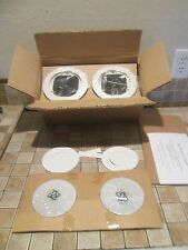 PAIR BOSE FREESPACE FS 3 FLUSH SAT TWO SPEAKERS NEW IN BOX WHITE PRICED LOW! N/R