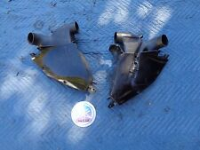1997 YZF 600R left right inner fairing plastic ram air VIDEO YZF 600 R 97-03