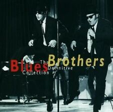 "BLUES BROTHERS ""THE DEFINITIVE COLLECTION"" CD NEU"