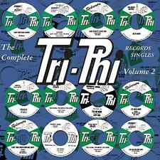 Various Artists – The Complete Tri-Phi Singles Volume 2 CD