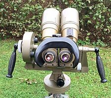 10 x 80 Flak  Binoculars German Army NVA Dienstglas with Zeiss cleaning set +
