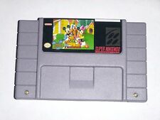 Mickey's Great Adventure In Tokyo Disneyland - game For SNES Super Nintendo -