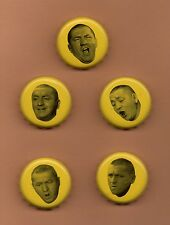 3 Three Stooges Beer Bottle Caps lot of 5 Curly's