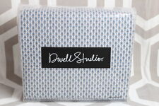 NIP Dwell Studio Dwellstudio Savile Marine Queen Sheet Set $199