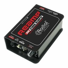 Radial Engineering Reamp JCR Studio Reamper NEW! Free 2-Day Delivery!!!