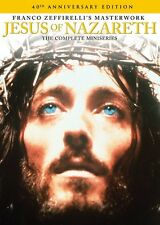 Jesus Of Nazareth: Comp Miniseries - 40th Anniv - 2 DIS (2016, REGION 1 DVD New)