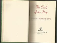 The Circle of the Day Helen Howe HC 1950