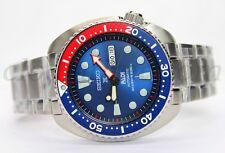 Orologio Seiko Turtle Pepsi 4R36 Padi Prospex SRPA21K1 Automatic Diver's 200 Sub