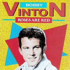 BOBBY VINTON : ROSES ARE RED / CD - NEUWERTIG