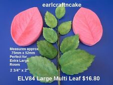 Large Leaf Veiner Multi Purpose Cake Decorating Sugar Flower Gum Paste Tools