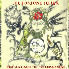 Fortune Teller - Too Slim & The Taildraggers (2008, CD NIEUW)
