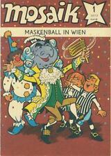 Mosaik 1979/ 1 (Z1, Aufkleber), Junge Welt