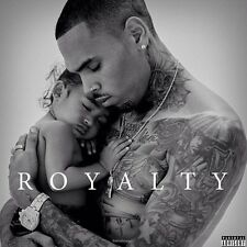 Royalty [PA] * by Chris Brown (R&B/Vocals) (CD, Dec-2015, RCA) NEW