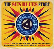 THE SUN BLUES STORY - B.B. KING, IKE TURNER, LITTLE MILTON (NEW SEALED 3CD)