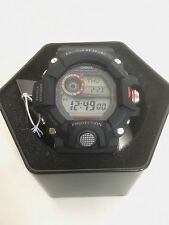 NEW Casio G-Shock GW-9400-1DR Rangeman Battery Level Triple Sensor Watch, Rare