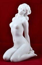Nude Female  Greek Muse Goddess Aphrodite Statue Marble Sculpture