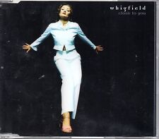 ★ MAXI CD WHIGFIELD Close to you 3-track jewel case  ★